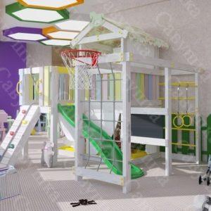 Детский игровой комплекс САВУШКА BABY CLUB – 8