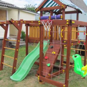 Детская площадка Савушка Baby play 5 фото