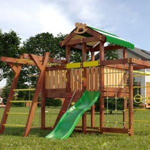 Детский игровой комплекс для дачи САВУШКА BABY PLAY – 4