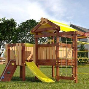 Детский игровой комплекс для дачи САВУШКА BABY PLAY – 7