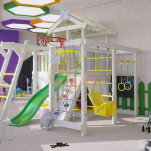 Игровой комплекс Савушка Baby club 5