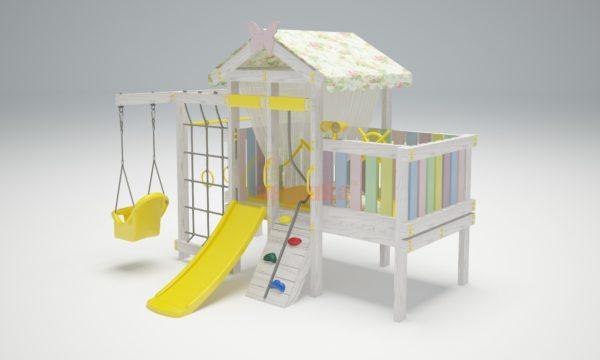 Игровой комплекс Савушка Baby club 6