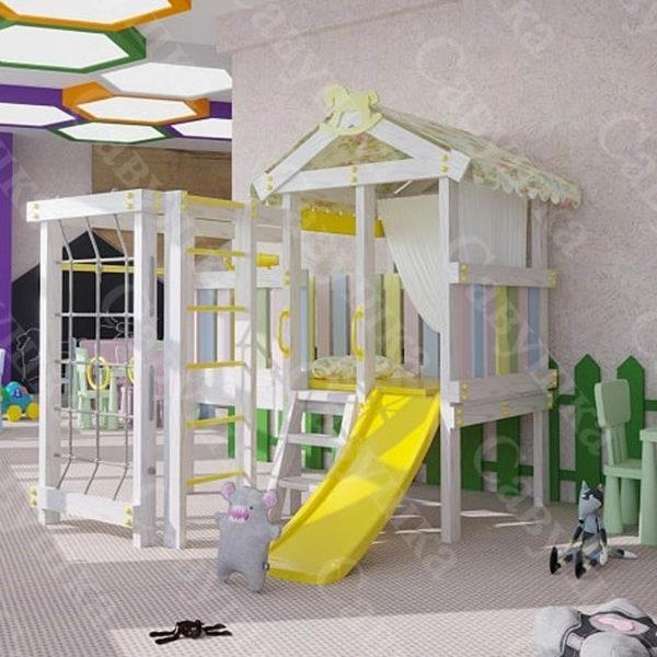 Детский игровой комплекс САВУШКА BABY CLUB - 1