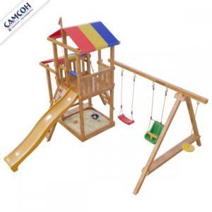 Детская площадка Самсон Кирибати_1