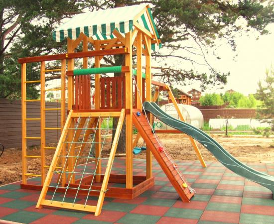Детская площадка Савушка 11 фото4