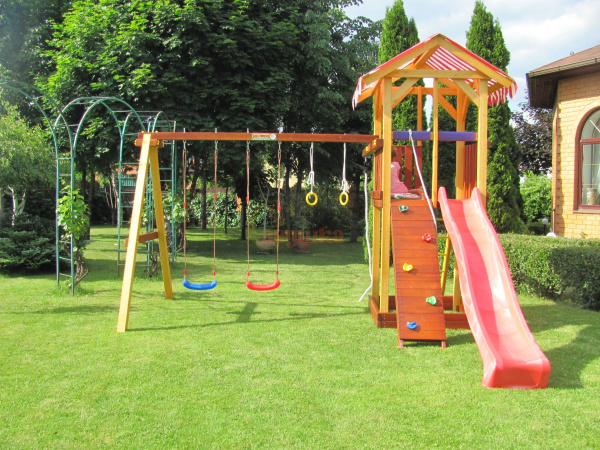 Детская площадка Савушка 5 фото