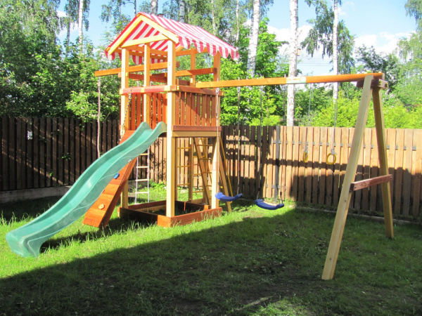 Детская площадка Савушка 8 фото
