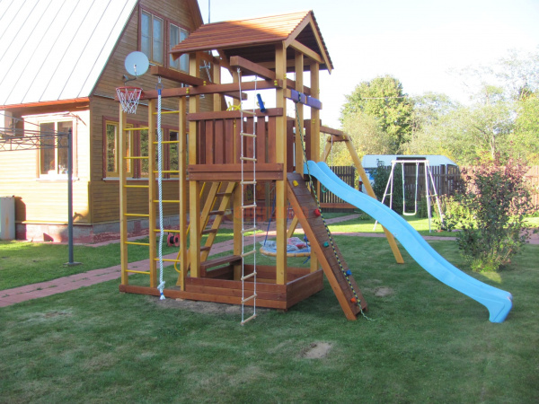 Детская площадка Савушка 8 фото2