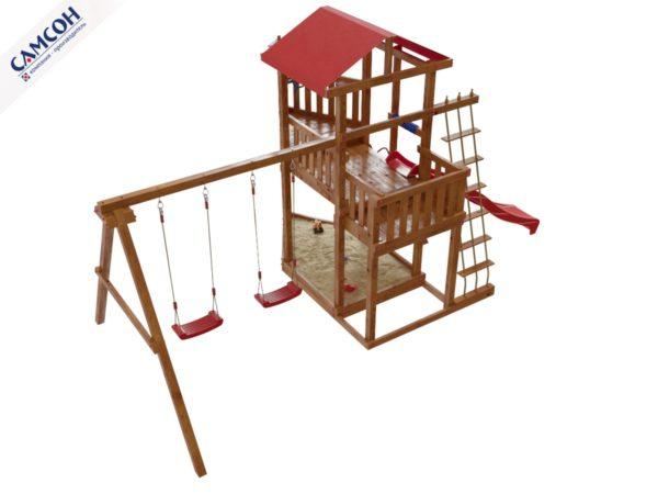 Детская игровая площадка Ассоль3