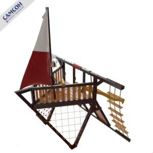 Детская игровая площадка фортуна3