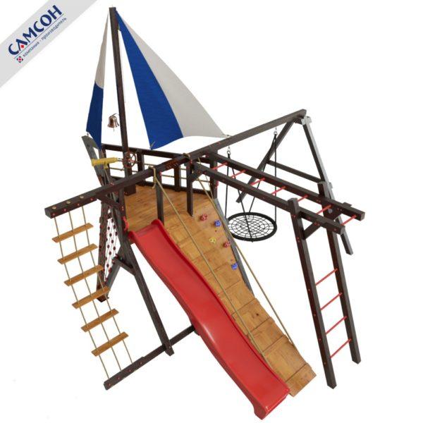 Детская игровая площадка фрегат1