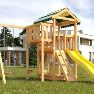 Детская площадка Савушка Мастер 1