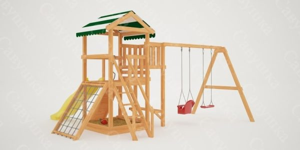 Детская площадка Савушка Мастер 2-2