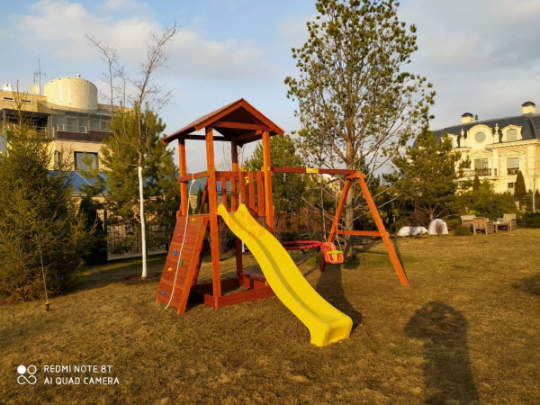Детская площадка Савушка Classiс фото