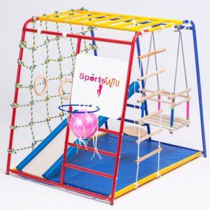 SportsWill Спортивный комплекс Baby Hit Vip (мягкий борт)