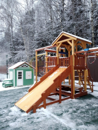 Детская площадка Савушка 4 Сезона 10 фото5