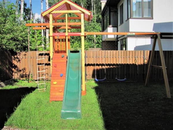 Детская площадка Савушка 4 Сезона 3 фото1