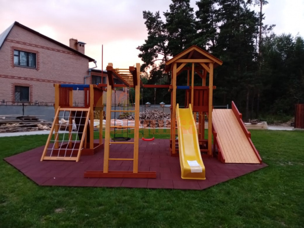 Детская площадка Савушка 4 Сезона 8 фото5