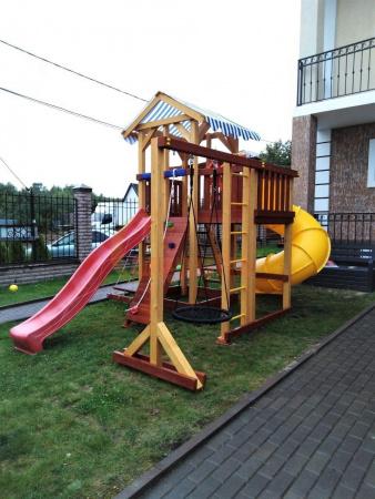 Детская площадка Савушка 4 Сезона 9 фото1