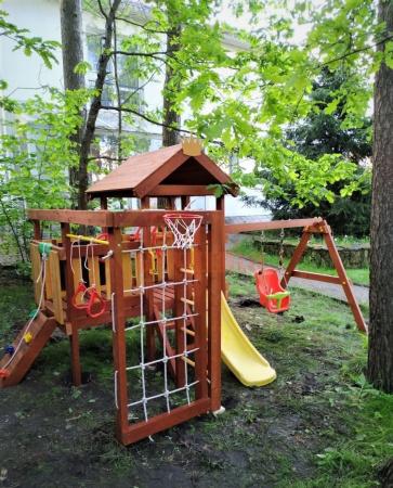 Детская площадка Савушка Baby play 11 фото3