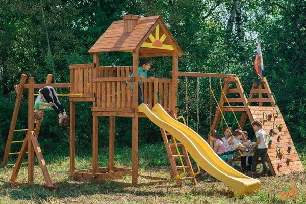 Детская площадка Выше Всех Победа Зарница2