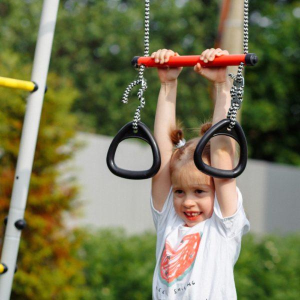 Детский спортивный комплекс для дачи ROMANA Акробат - 2_1