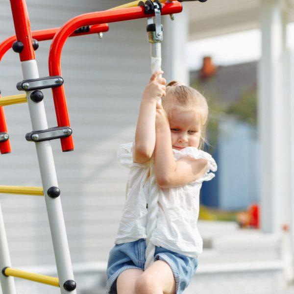 Детский спортивный комплекс для дачи ROMANA Акробат - 2_2