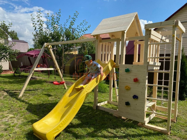Детская площадка Савушка Мастер 10 фото1