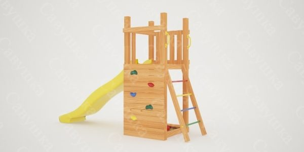 Детская площадка Савушка Мастер 6-2