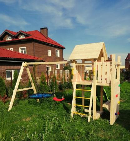Детская площадка Савушка Мастер 9 фото2