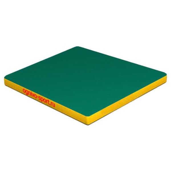 800 sportivnyj mat ognivo sport 100 h 100 h 10 zeleno zheltyj