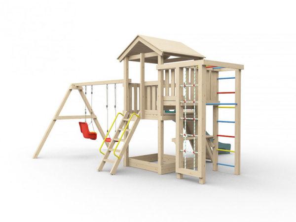 Детская площадка для дачи Лео_2