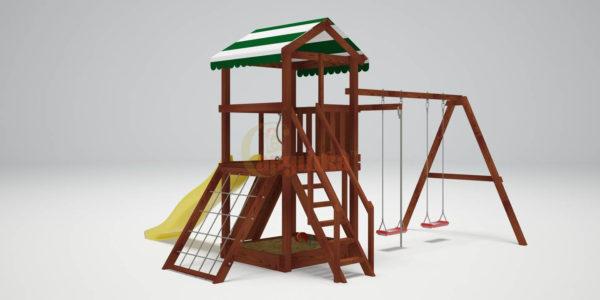 Детская площадка Савушка ХИТ 2_1