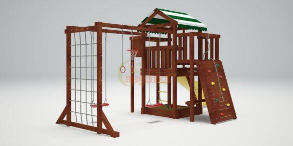 Детская площадка Савушка ХИТ 3_2