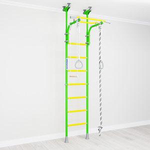 Шведские стенки с увеличенной высотой